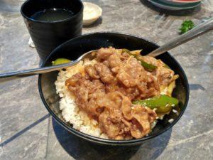 gyudon sushi go