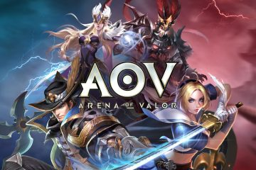 memenangkan rank arena of valor