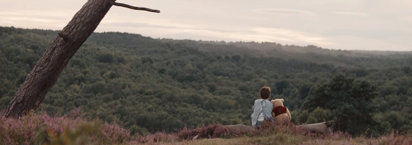 review christopher robin