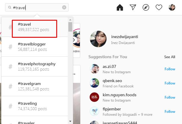 riset instagram