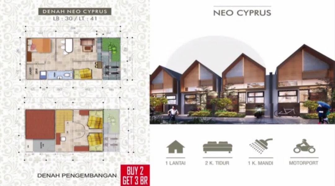 neo cyprus dmarco residence