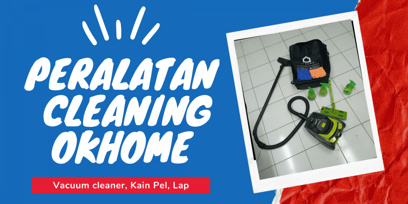 peralatan cleaning okhome