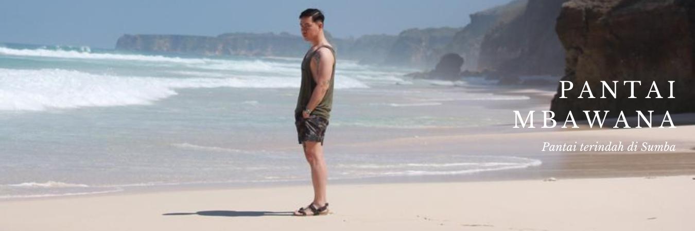 pantai mbawana