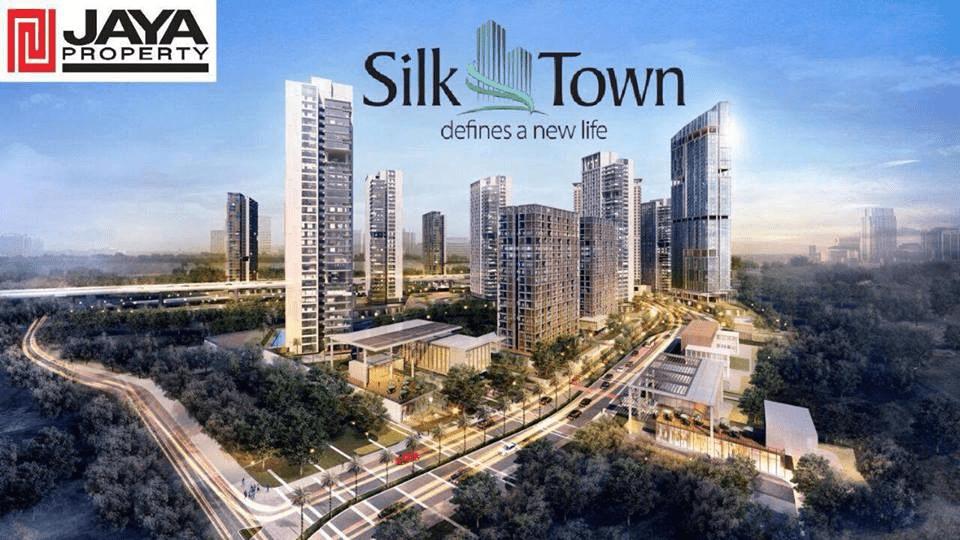 Apartemen Silktown